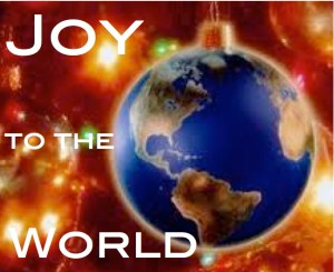 Joy to the world pastor dawn