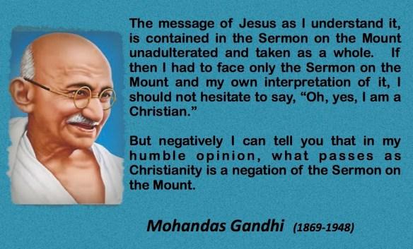 Gandhi on Sermon on the Mt copy