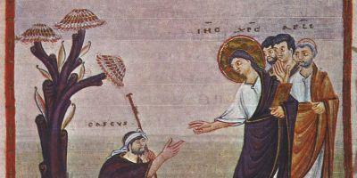 Bartimeo Codice Egberti