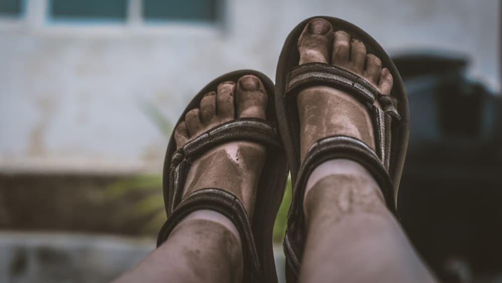 Maundy Thursday Jesus Washes Feet