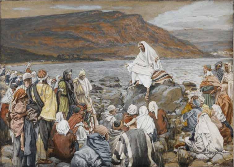 Holy Week - Tuesday