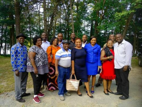 African Pastors Forum in New England, MA, USA