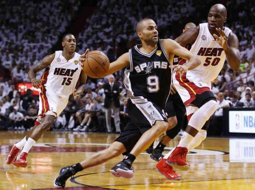 Spurs parker