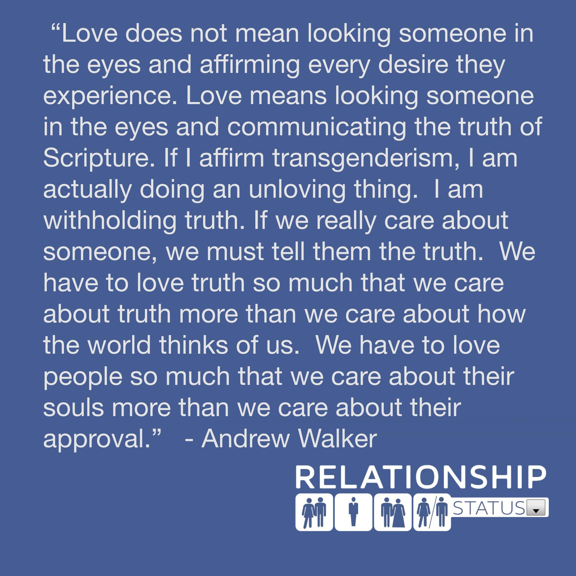 Relationship Status (week 3) Sermon Audio – Pastor Mark