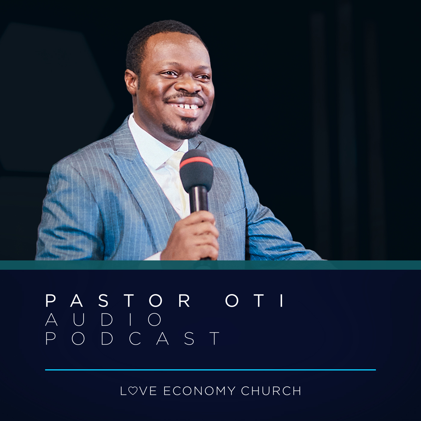 Pastor Oti Audio Podcasts