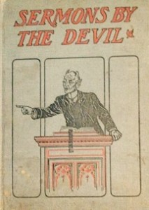 sermon by the devil book