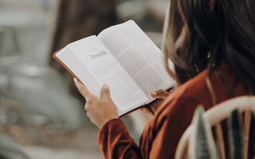 Learning to Read the Bible