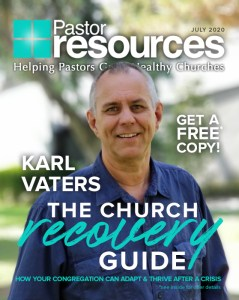 july cover pastor resource magazine
