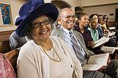 Hats in Church (1/2)