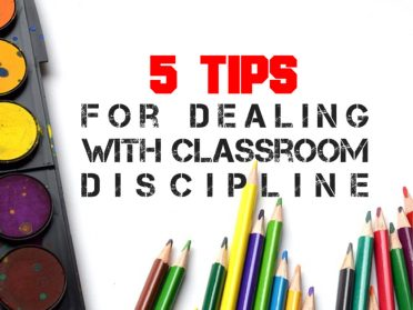5 tips for dealing with discipline