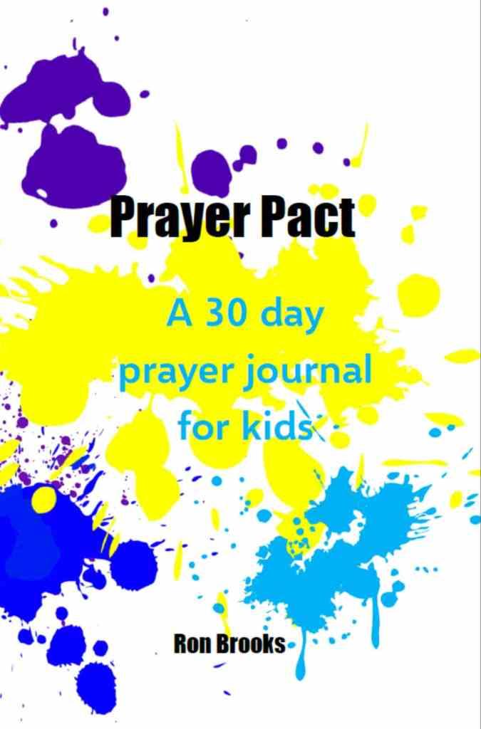 prayer journal for kids