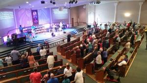 2016 - Clear Lake Church of the Nazarene, Webster, TX