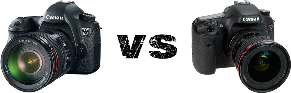 Canon 6D vs Canon 7D review
