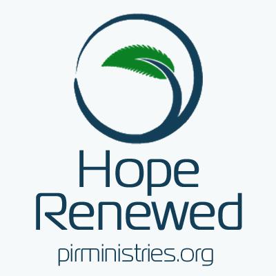 Hope Renewed Podcast, Pastors, Pastor, Ministry, Podcast, PIR