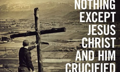 Do We Really Understand the Cross?