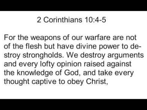 The Mind as a Christian Battlefield Pastor Unlikely