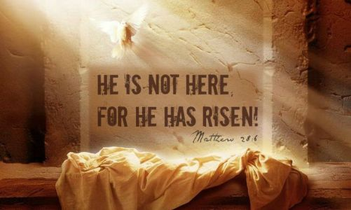 The Resurrection Means He is Truly, Literally Risen!