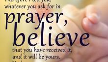 Psator Unlikely Devotion on Prayer and Hope in Jesus