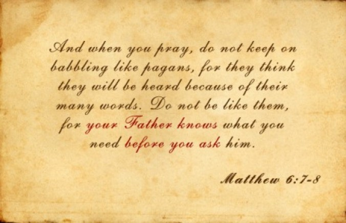 Teach Us to Seek Your Will PAstor Unlikely