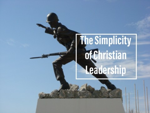 Christian Leadership Simply Done