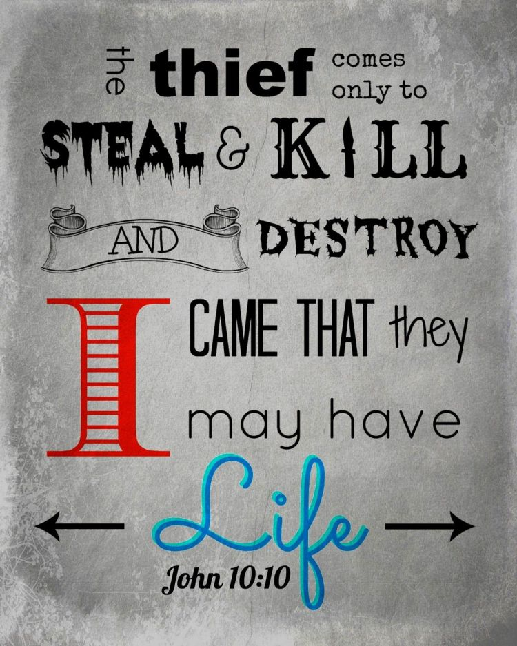 Sin is Our Enemy