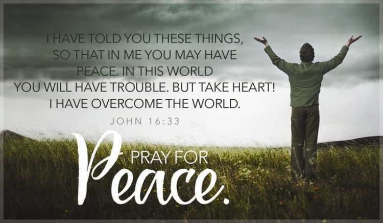 43 Reassuring Bible Verse on Peace2