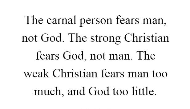 carnal-Christian