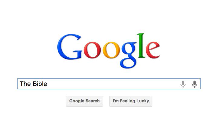 Google Search - Bible