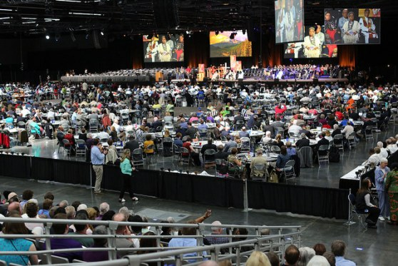 General Conference Plenary Space