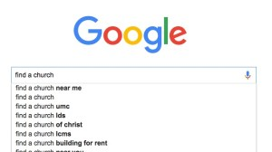 google-find-a-church