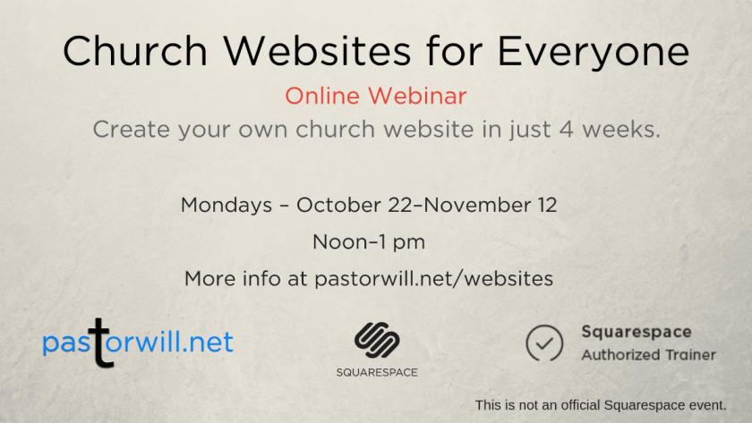websites_for_churches