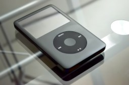 Podcasting really took off with the introduction of the iPod
