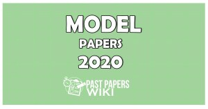 Download Sinhala medium G.C.E. Advanced Level exam 2020 Model papers