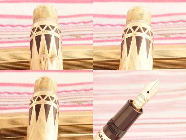 vintage wahl eversharp gold coronet fountain pen pencil set