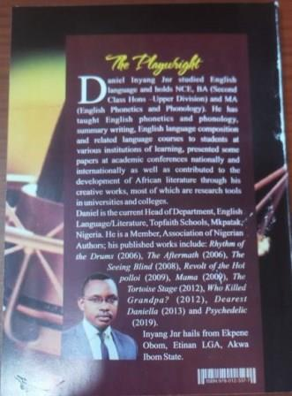 (Back) Book Review on Audacious by Daniel Inyang
