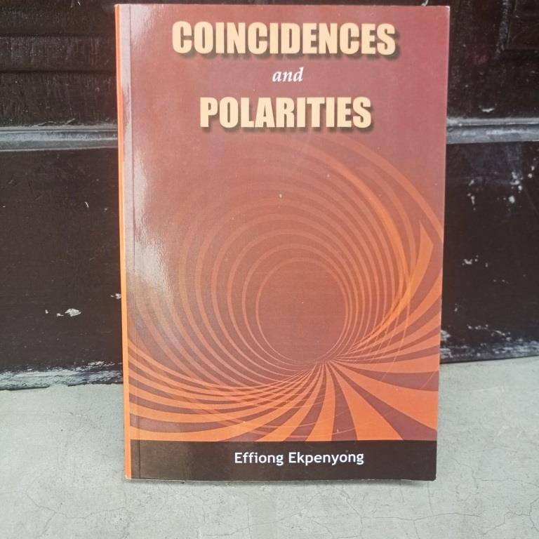Coincidences and Polarities by Effiong Ekpenyong (Standing Position)