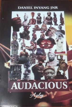 Front - Book Review on Audacious by Daniel Inyang