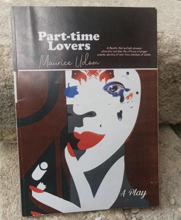 Front cover of Part-time Lovers by Maurice Udom