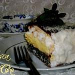 {Tosca Cake} – Tort Tosca