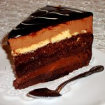 {Tanzanie} – Layered Chocolate Cake – Tort de ciocolata