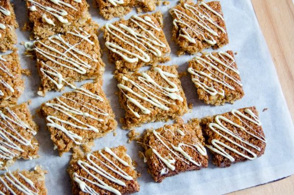 Flapjacks - Muesli Bars