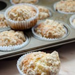 {Streusel Apple Muffins} – Muffins cu mere si topping crocant