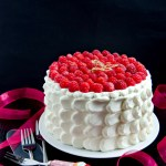 {Lemon Velvet Cake} – Tort cu lamaie