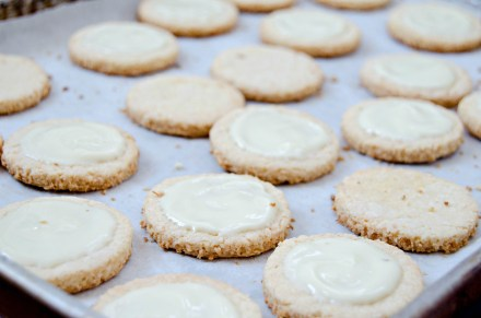 coconut lemon cookies