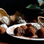 {Vegan Chocolate Truffles} – Trufe de post cu ciocolata