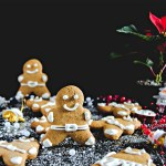 {Gingerbread Men} – Turta dulce