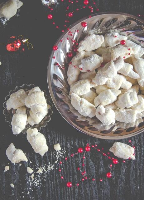 trubichky - Russian cookies