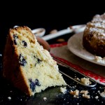 {Blueberry Crumble Cake} – Tort cu afine si topping crocant