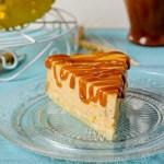 {Spiced Pumpkin Cheesecake} – Cheesecake cu dovleac