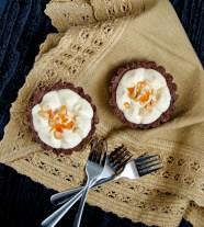 caramel peanut butter tarts